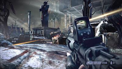 Killzone 3 - Comparison of PS consoles