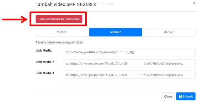 upload karya video fls2n dikdas sd smp tahun 2020