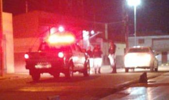 Policia prende homem por porte ilegal de arma de fogo em Grossos