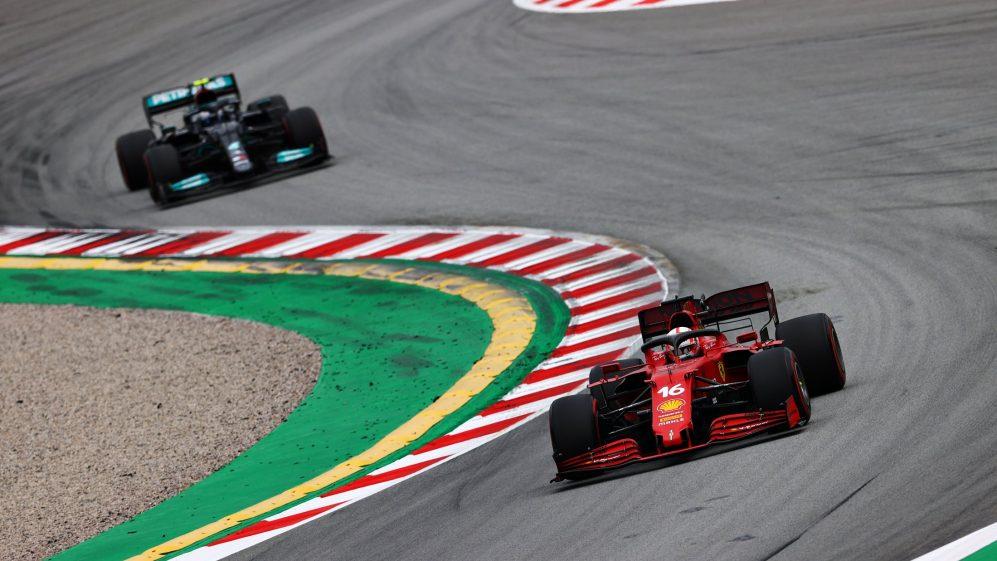 Leclerc planeja lutar com a Mercedes em uma base mais consistente em breve