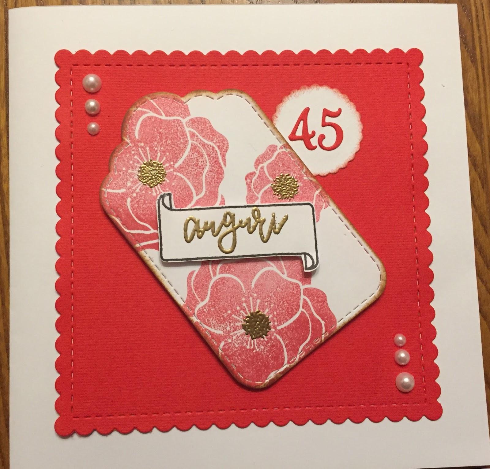 Anniversario Matrimonio 45 Anni.La Stanza Di Ely 45 Anni Di Matrimonio