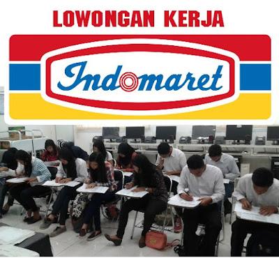 Lowongan Kerja Jobs : Baker, HRD Recruitment Staff, Mekanik Otomotif Lulusan Baru Min SMA SMK D3 S1 PT Indomarco Prismatama (Indomaret) Membutuhkan Tenaga Baru Besar-Besaran Seluruh Indonesia