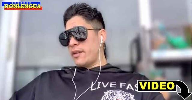 Video de la entrevista al Chyno Miranda contando todo sobre su enfermedad