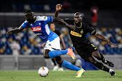 Kalahkan Inter Milan, Napoli Tantang Juventus di Final Coppa Italia