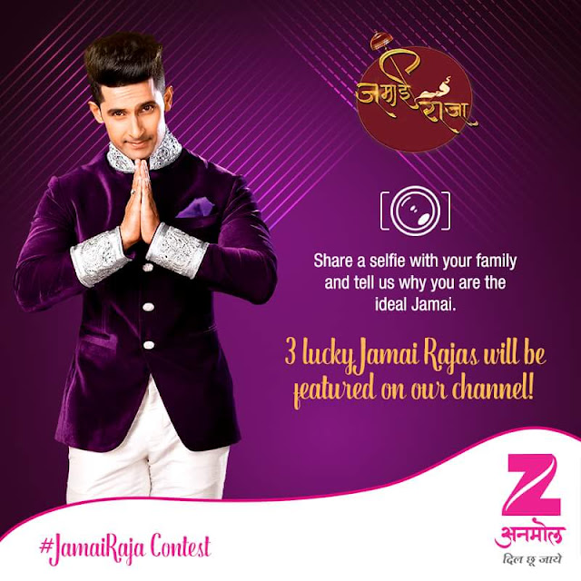 'Jamai Raja' Serial On Zee Anmol Wiki Plot,Promo,Cast ,Title Song,Timing,Pics