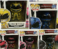Funko Pop! Power Rangers Movie