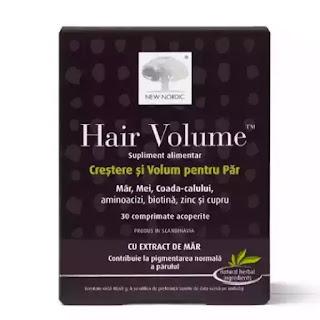 hair volume comprimate remediu crestere si volum par pareri forum