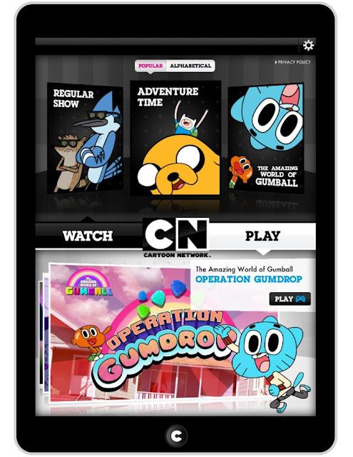 Cartoon Network Watch & Play