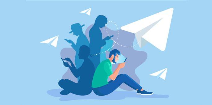 telegram kanalları, telegram grupları