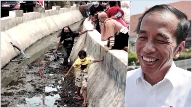 Heran Ada Warga Ambil Kaos Jokowi di Selokan, Fadli Zon Sampai Tak Bisa Berkata-kata