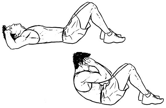Apakah benar sit-up merupakan cara terbaik mengecilkan perut?