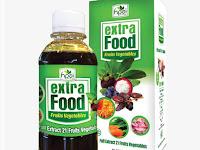 Extra Food HPAI Cukupi Kebutuhan Vitamin Harian