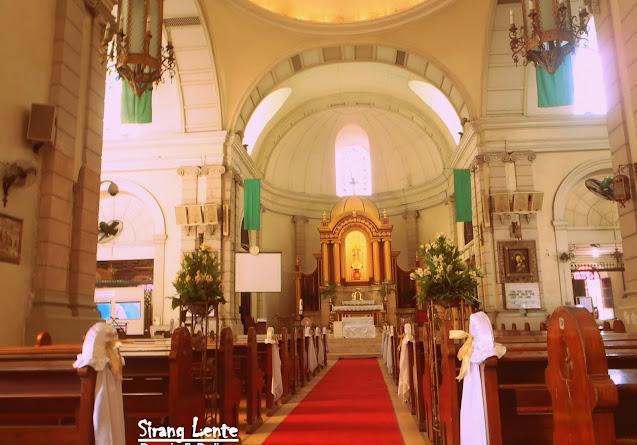 Malate Catholic church mass schedule