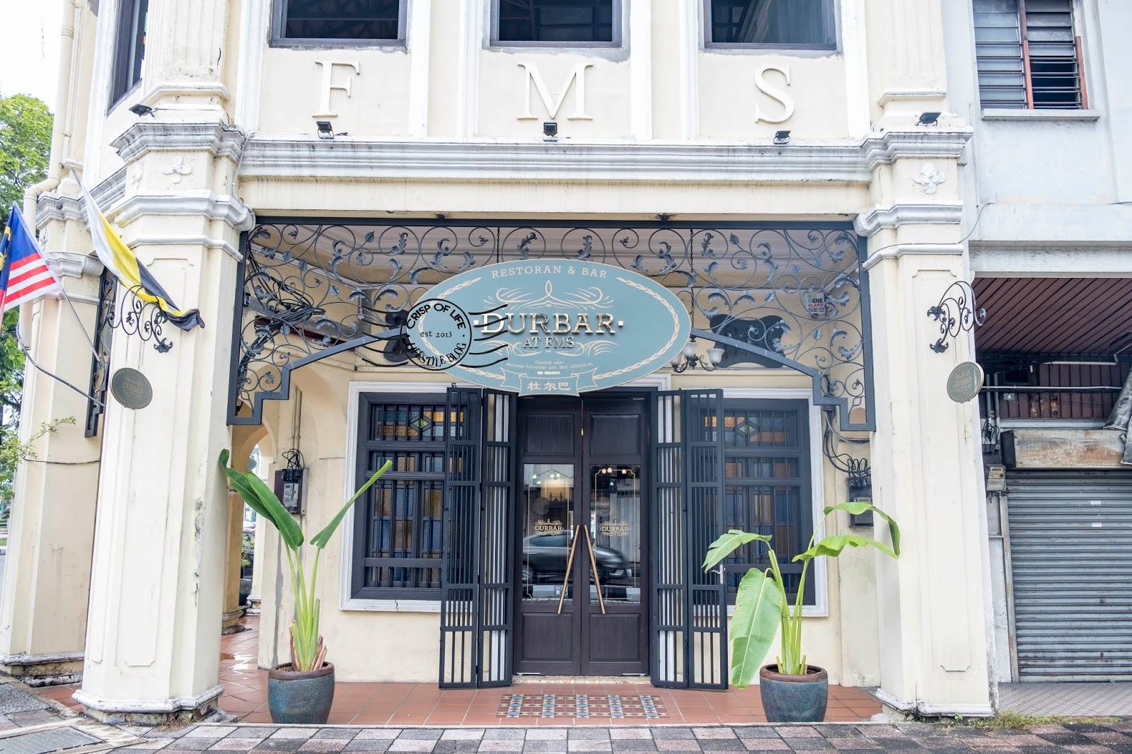 Hainanese and Western food - Durbar at FMS @ Ipoh, Perak