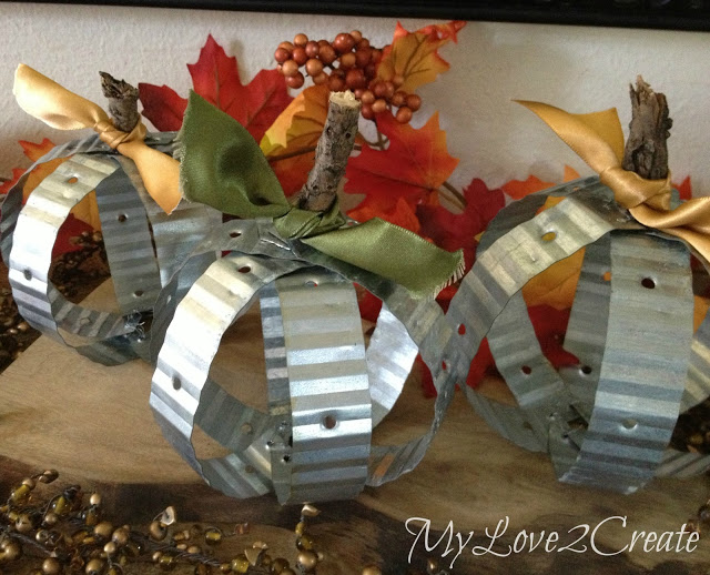 industrial pumpkin craft