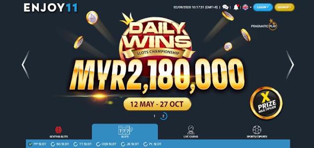 enjoy11 online casino malaysia review