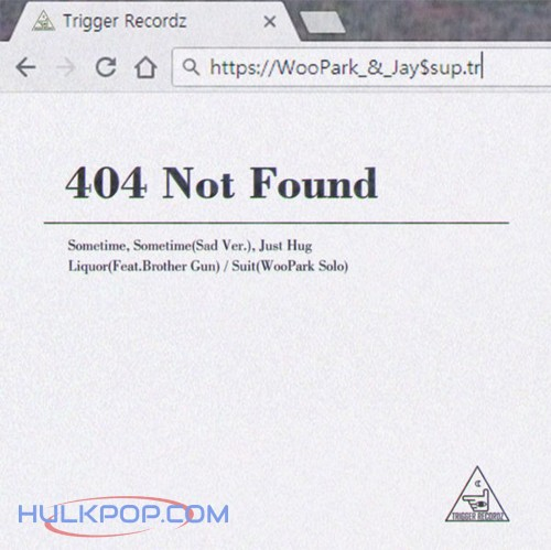 WooPark & JaySsup – 404 Not Found – EP