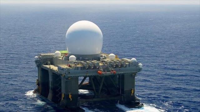 EEUU envía su 'bola de golf' flotante a costas de Corea del Norte