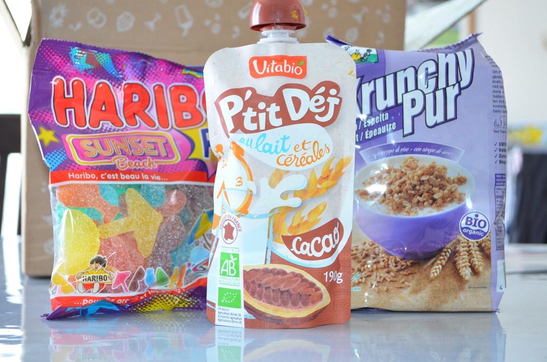 box - box food - box alimentaires - box compléte