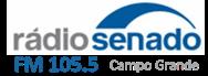 Rádio Senado FM 105,5 de Campo Grande MS