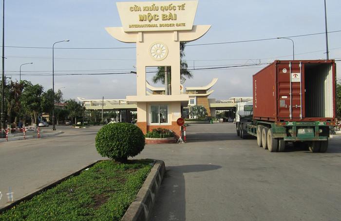 cửa khẩu đưa hàng sang cambodia