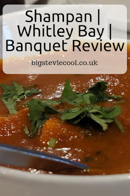 Shampan | Whitley Bay | Sunday Banquet Review