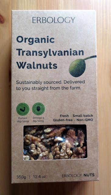 Organic Transylvanian Walnuts