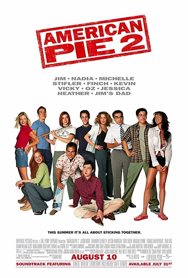 American Pie 2 2001 x264 720p Esub BluRay Dual Audio English Hindi GOPI SAHI