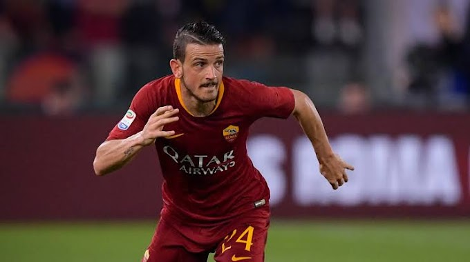 Everton battle Atalanta, Fiorentina for Roma full back Alessandro Florenzi