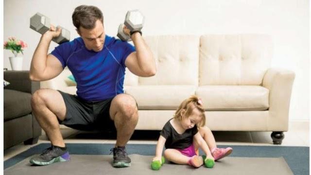 كيف تمارس الرياضة في البيت ؟