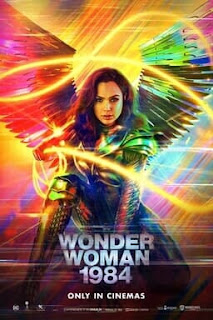 Wonder Woman with wings