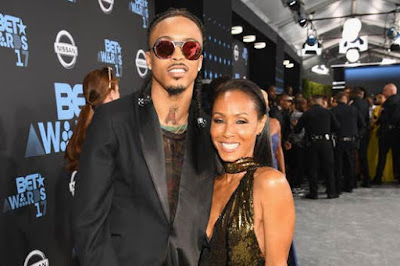 August Alsina and Jada Pinkett Affair