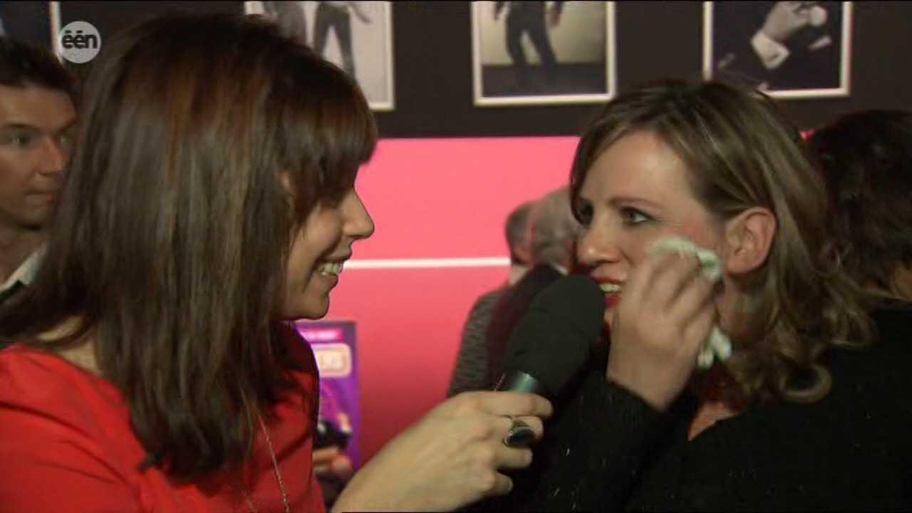 Ann Van Den Broeck Naakt evy gruyaert: evy gruyaert naar 'de producers' in 'i love