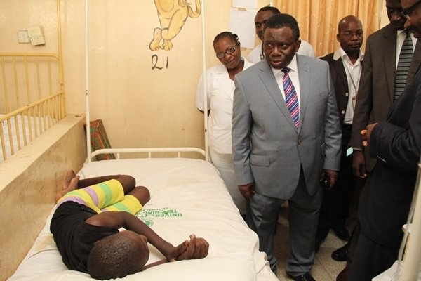 No hospital in the country has a functional machine to treat cancer - Health Minister