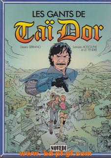 Les gants de Taï Dor, par Serrano et Rodolphe, 1987