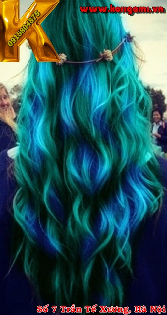 hair color, 3d, galaxy,