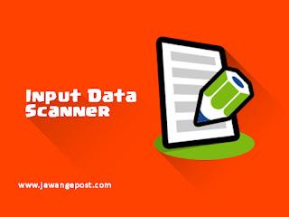 Input Data Menggunakan Scanner Pada NetBeans