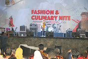 Event Fashion Culinary Nite Berhasil Dongkrak Omset UKM Sukabumi
