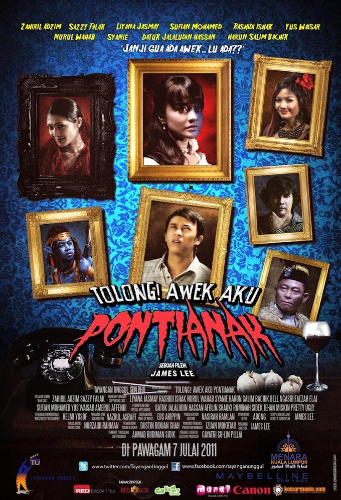 Review Filem Tolong Awek Aku Pontianak