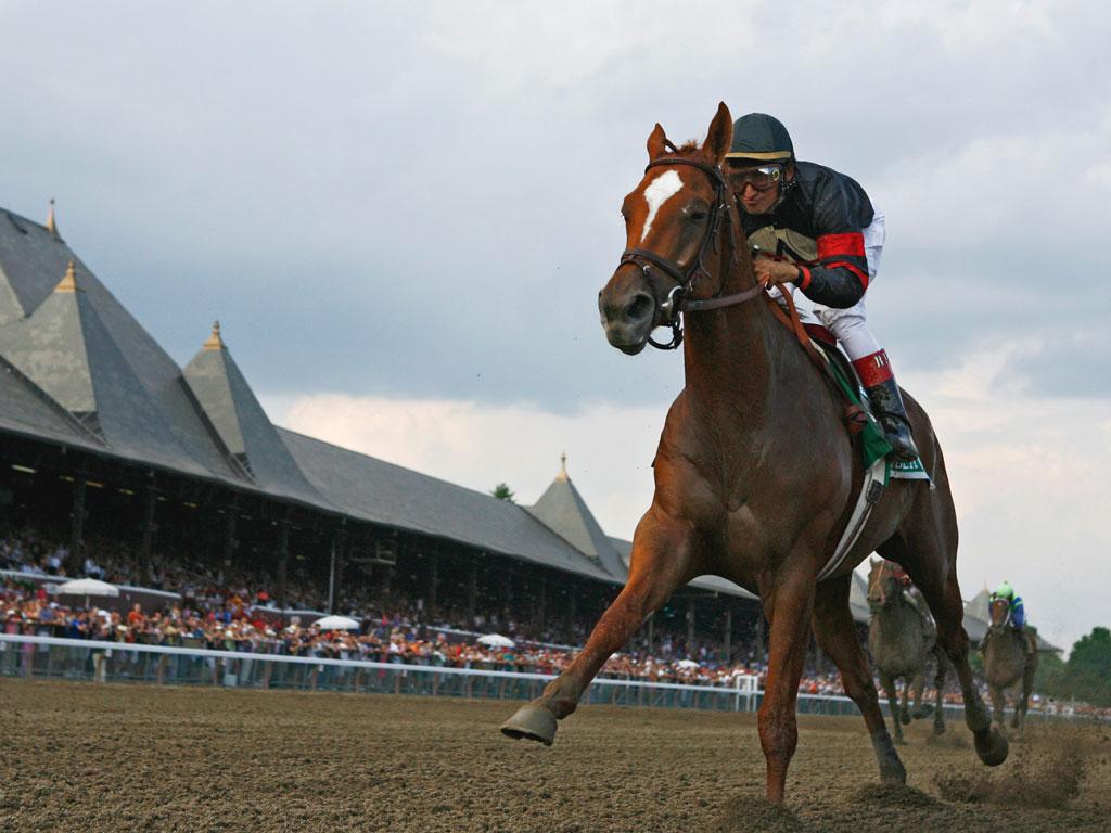Horse Racing Wallpaper free download