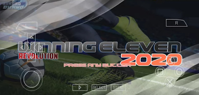 Winning Eleven 2020 PPSSPP Chelito V8