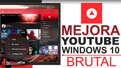 mejorar youtube