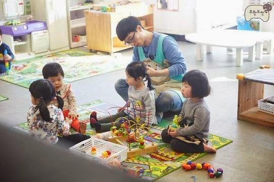 infinite challenge daycare center teacher yoo jae suk