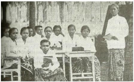 pendidikan masa kolonial