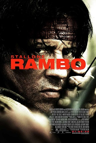 Rambo 2008 Dual Audio Hindi 720p BluRay 750MB Download