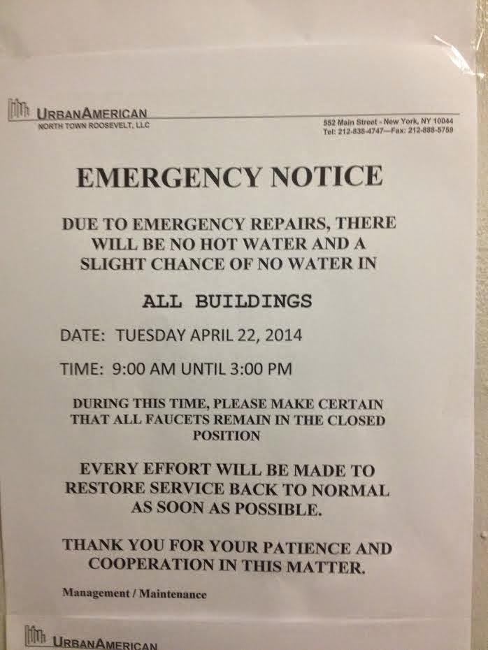 Roosevelt Islander Online Emergency Building Repairs For