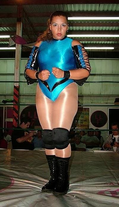 Mexican Women Wrestling 11