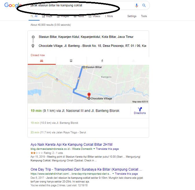 Cara Mudah Mengetahui  / Cek Artikel Page one (Hanya Dari Traffic Source)