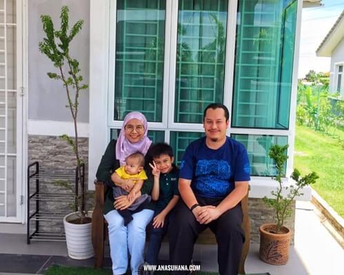 Homestay Muslim Best dan Murah di Pantai Klebang
