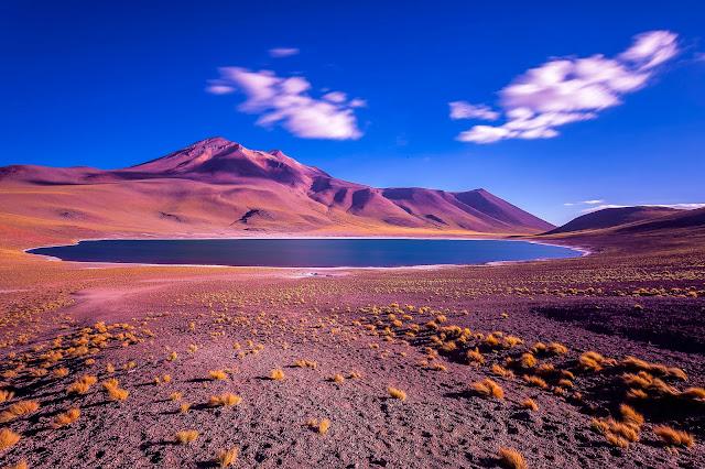Desierto de Atacama es el más seco del planeta